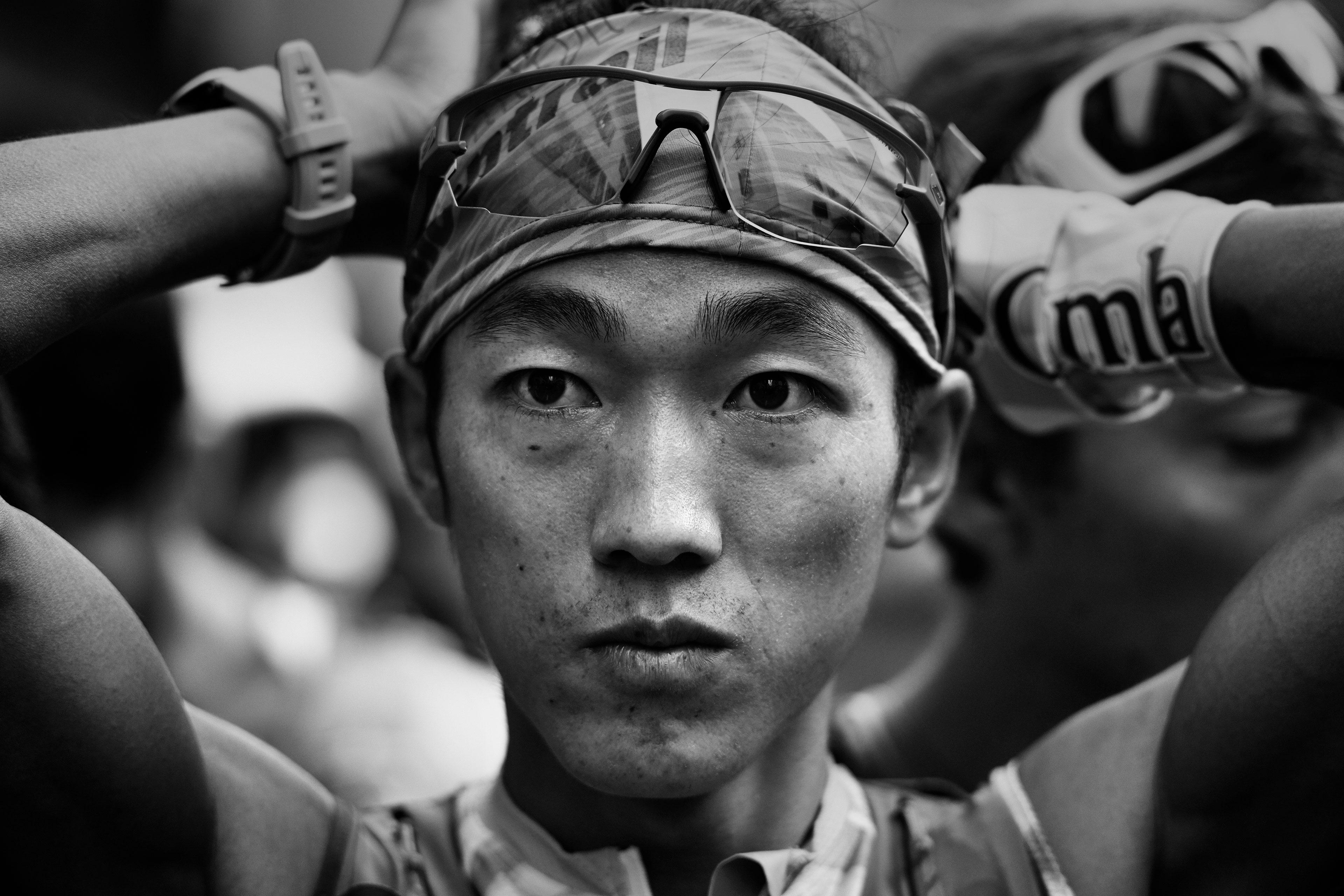 Shen Jiasheng / OCC Ultra Trail du Mont Blanc 2018