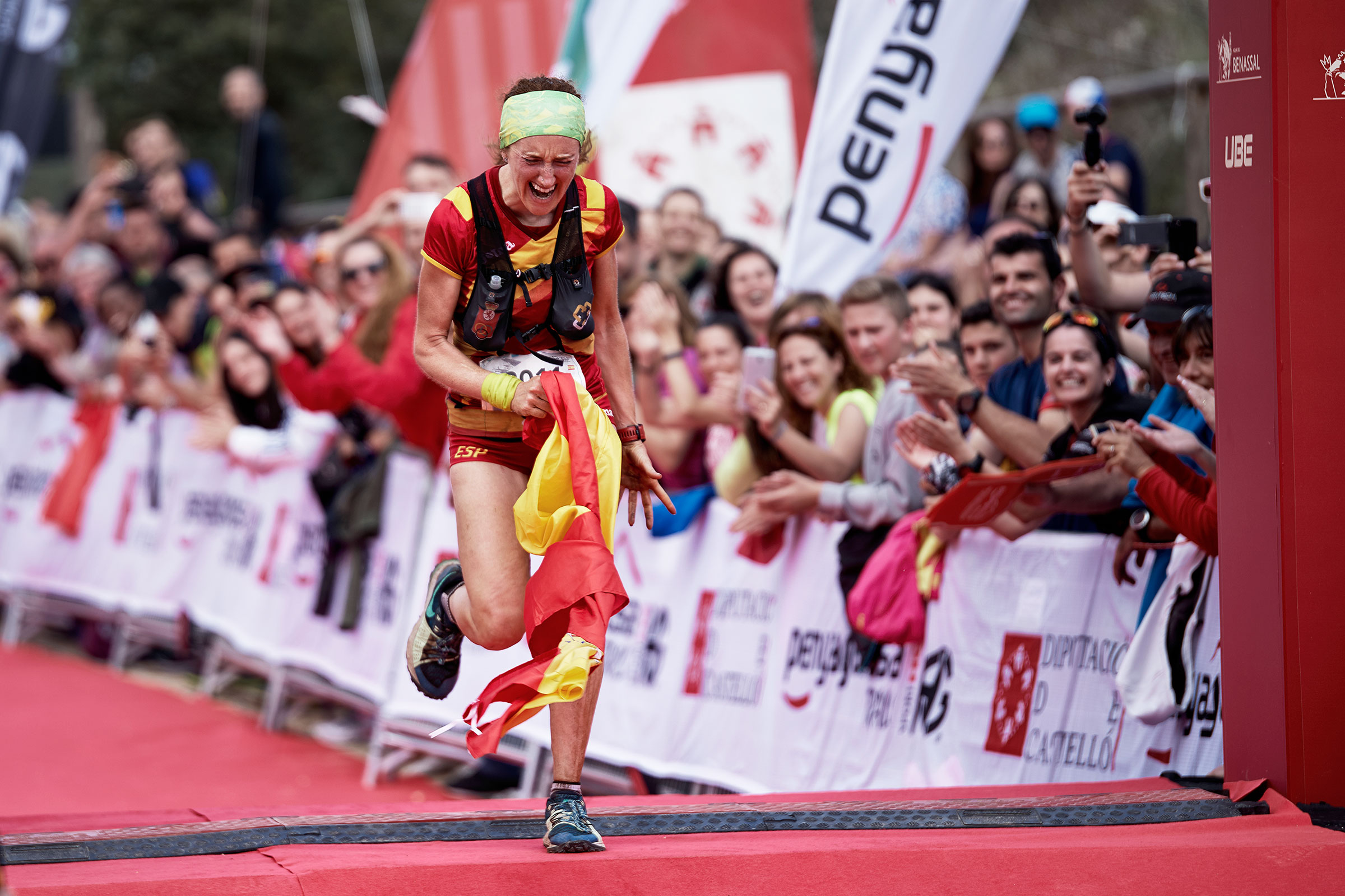 Laia Cañes / Penyagolosa Trail World Championship 2018 / Spain