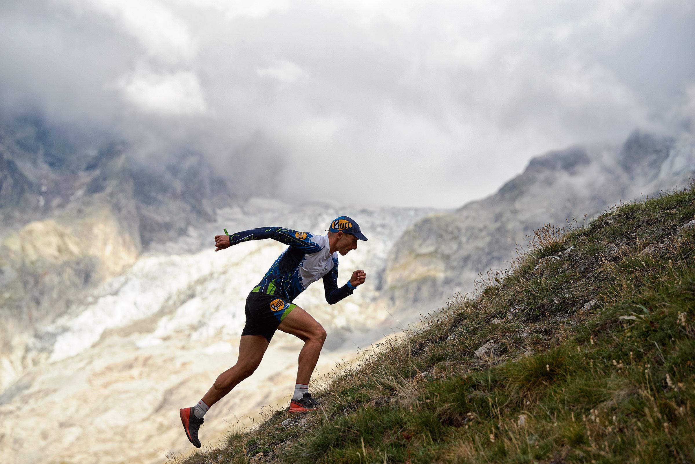 Marcin Świerc / Buff Pro Team / Aosta Valley 2017